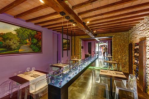 Zafferano Restaurant San Gimignano